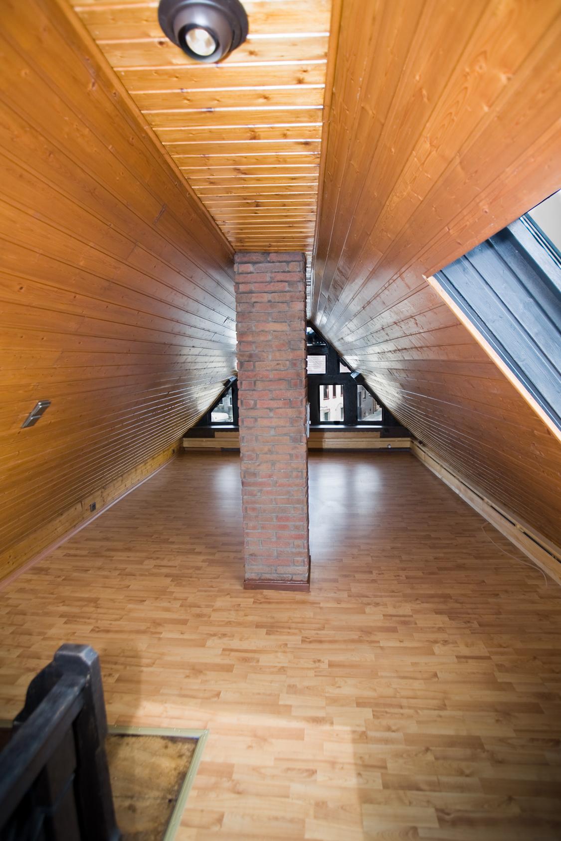 Anspruchsvoll Dachausbau Ideen Ideen Von Paneele Aus Holz - Auch Für Dachschrägen